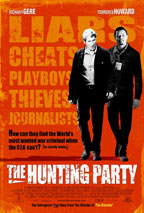 The Hunting Party movie poster