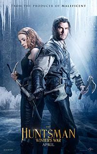 The Huntsman: Winter's War movie poster