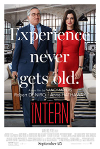 The Intern preview