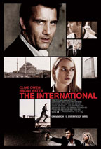 The International movie poster