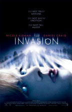 The Invasion movie poster