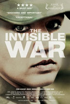 The Invisible War movie poster