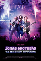 The Jonas Brothers: The 3D Conference Experience movie poster
