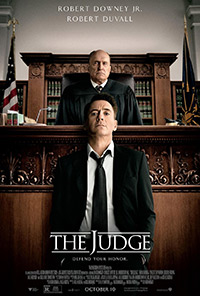The Judge movie poster