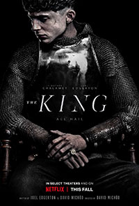 The King movie poster