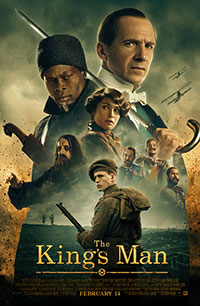 The King's Man movie poster