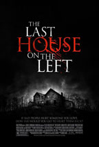 The Last House on the Left movie poster
