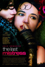 The Last Mistress movie poster