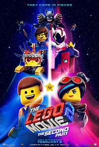 The LEGO Movie 2: The Second Part movie poster