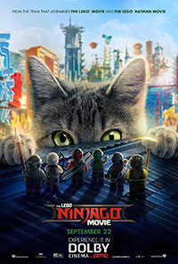 The LEGO Ninjango Movie movie poster