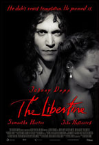The Libertine movie poster