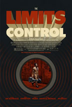 The Limits of Control movie poster