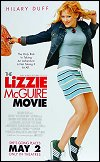 The Lizzie McGuire Movie movie poster