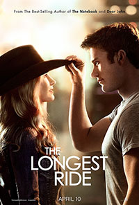 The Longest Ride preview