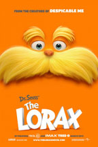 The Lorax preview