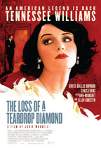 The Loss of a Teardrop Diamond movie poster
