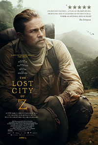 The Lost City of Z preview