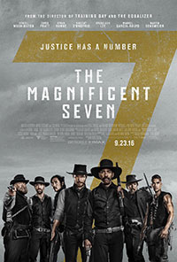 The Magnificent Seven preview