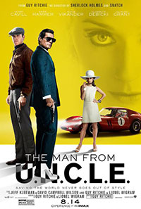 The Man From U.N.C.L.E. preview
