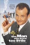 The Man Who Knew Too Little movie poster