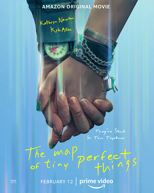 The Map of Tiny Perfect Things movie poster