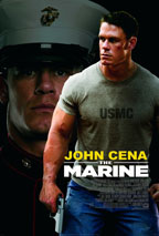 The Marine movie poster