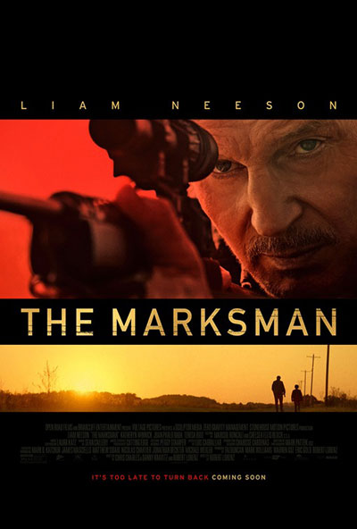 The Marksman preview