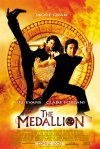 The Medallion movie poster
