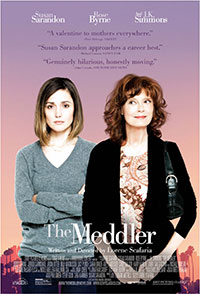 The Meddler movie poster