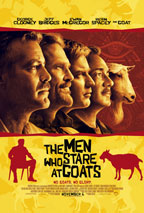 The Men Who Stare at Goats preview