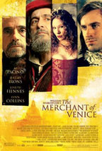 The Merchant of Venice movie poster