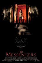 The Messengers movie poster