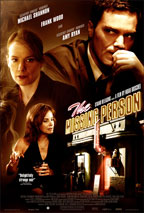 The Missing Person movie poster