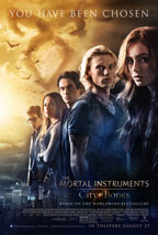 The Mortal Instruments: City of Bones preview