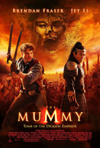 The Mummy: Tomb of the Dragon Emperor preview