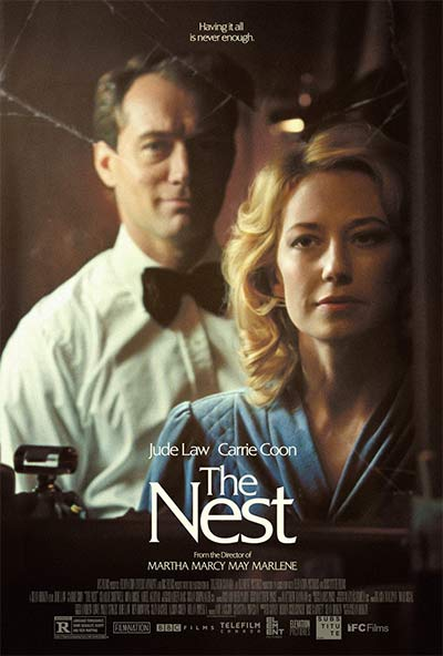 The Nest movie poster