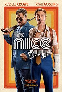 The Nice Guys movie poster