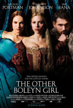 The Other Boleyn Girl movie poster