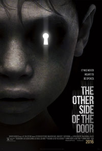 The Other Side of the Door movie poster