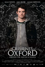 The Oxford Murders movie poster