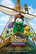 The Pirates Who Don't Do Anything - A VeggieTales Movie movie poster