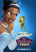 The Princess and the Frog preview