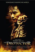 The Protector movie poster