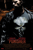 The Punisher movie poster