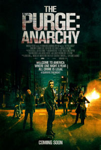 The Purge: Anarchy preview