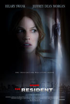 The Resident movie poster