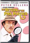 The Return of the Pink Panther movie poster
