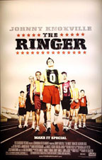 The Ringer movie poster