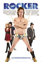 The Rocker movie poster