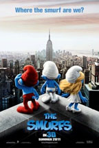 The Smurfs preview